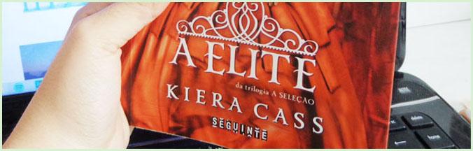 Resenha: A Elite de Kiera Kass