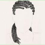 Transição capilar: Trança rastafari